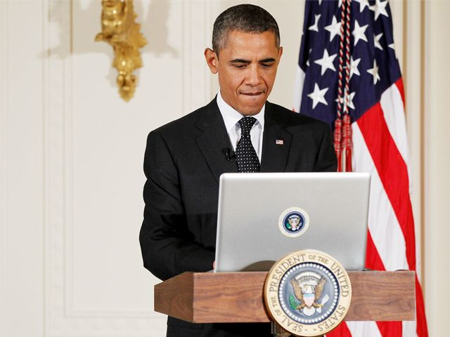 How to Join Twitter, According to Barack Obama