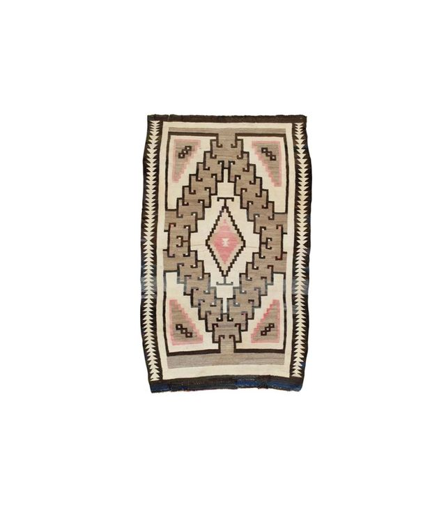 Chaman Antique Rug Gallery Navajo Rug