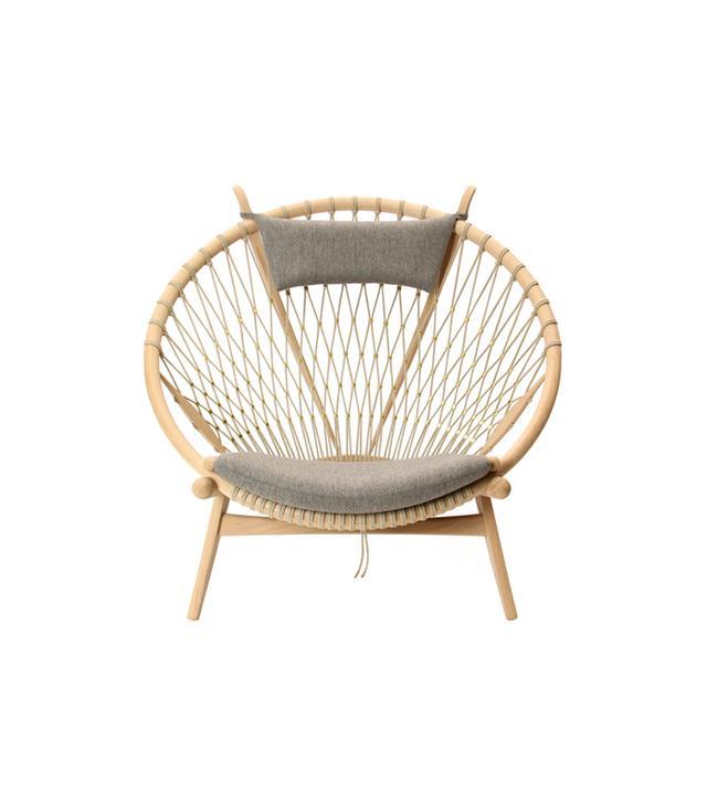 Wyeth Circle Chair by Hans J. Wegner