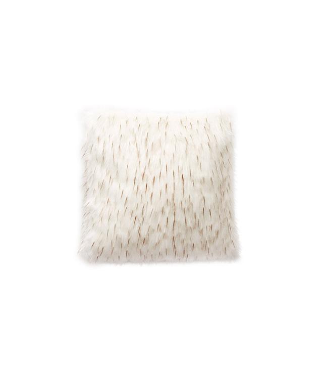 Anthropologie Faux-Fur Pillow