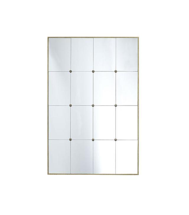 Wisteria French Panel Mirror