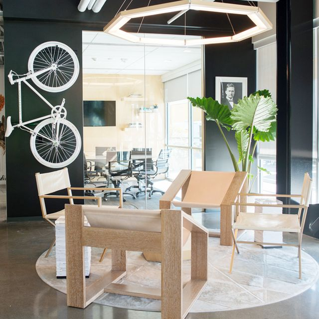 Tour the Most Stylish Film Studio in The Business