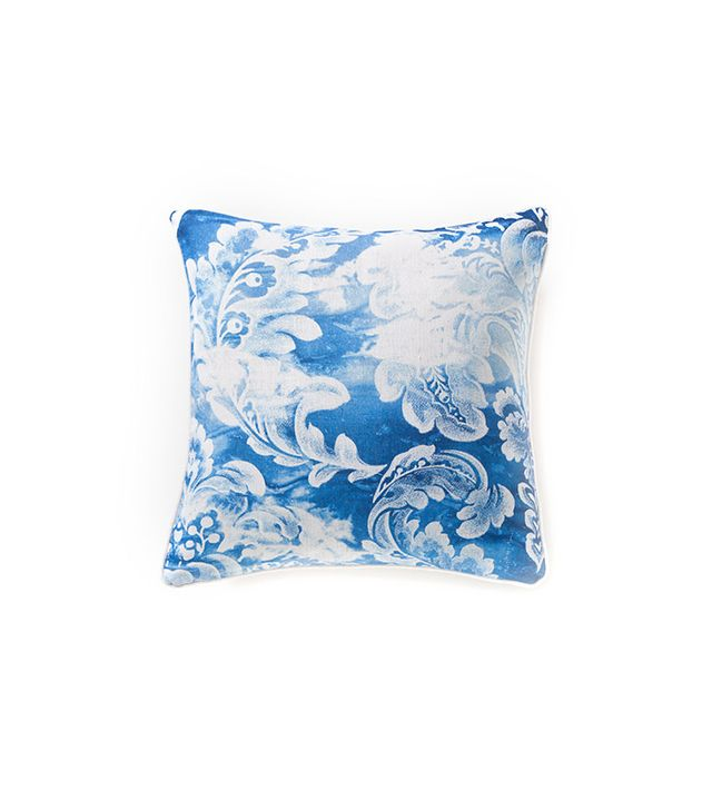 Zara Home Leaves Pillow