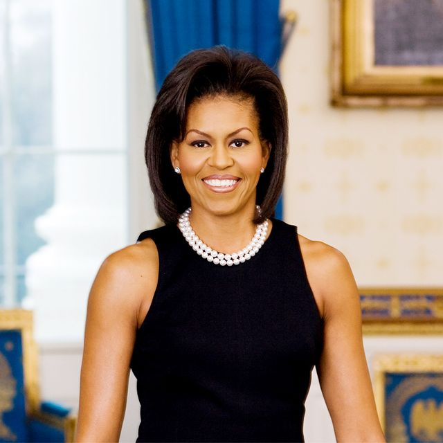 See Exactly How Michelle Obama Gets Those Sculpted Arms