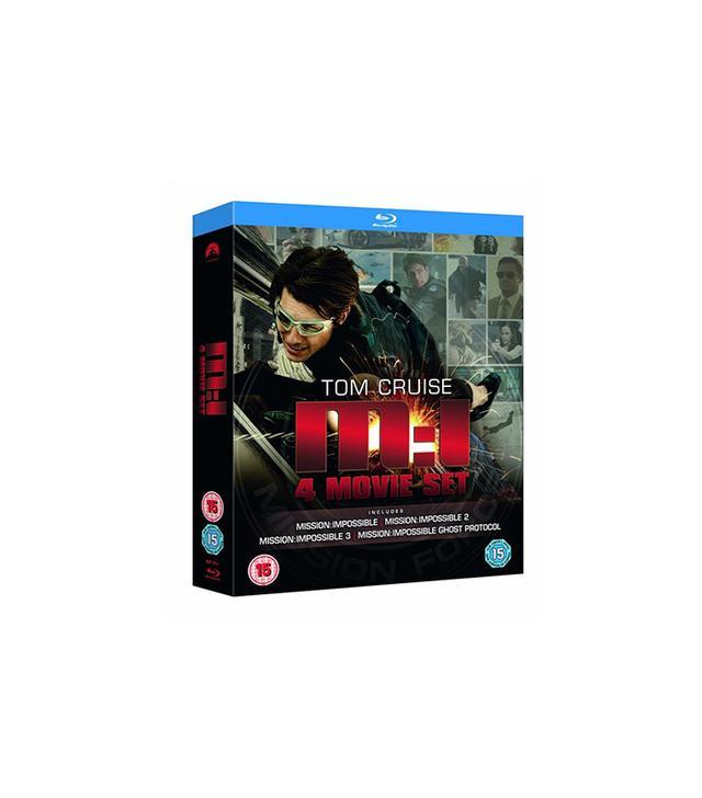 Mission Impossible: Quadrilogy Box Set