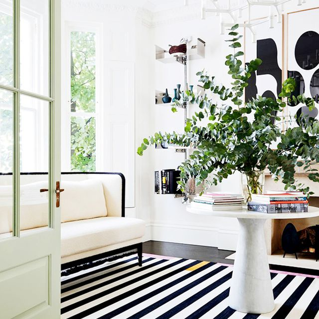 Inside an Impressive Townhouse With a Bold Design