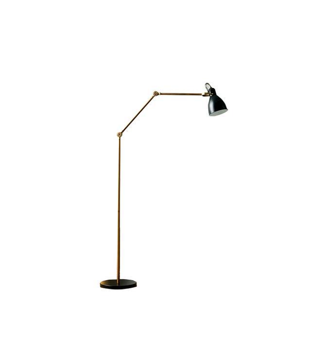 West Elm Industrial Task Floor Lamp