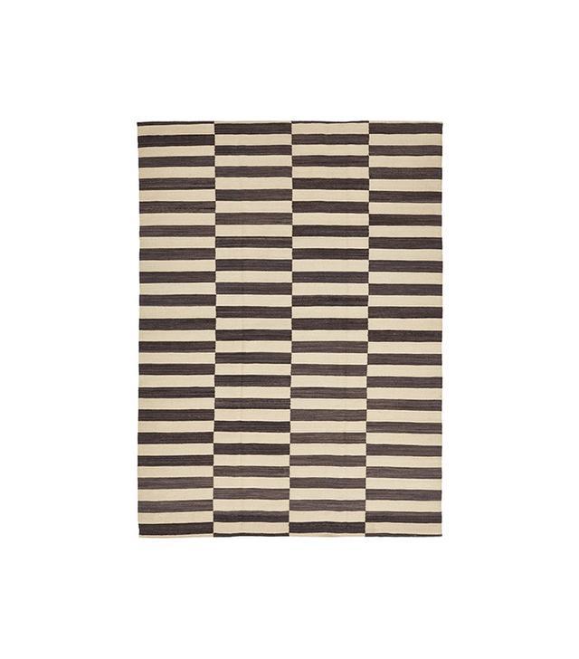 ABC Carpet & Home Wool Kilim Rug
