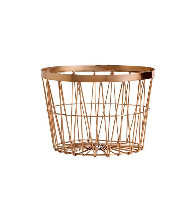 H&M Metal Basket