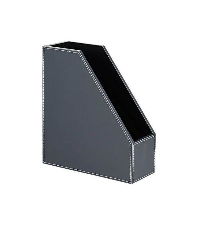 Arte & Cuoio Magazine Holder