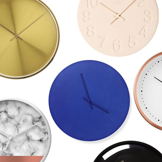 12 Striking Clocks to Up Your Wall Game