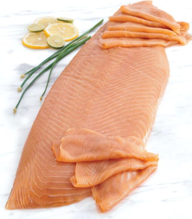 Petrossian Farmed Salmon Pack