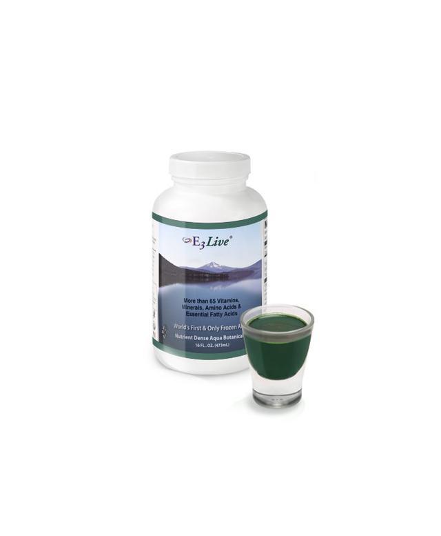 E3Live Original Frozen Algae Supplement