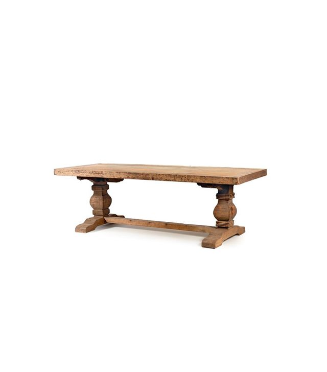 Go Home Swinderby Trestle Dining Table
