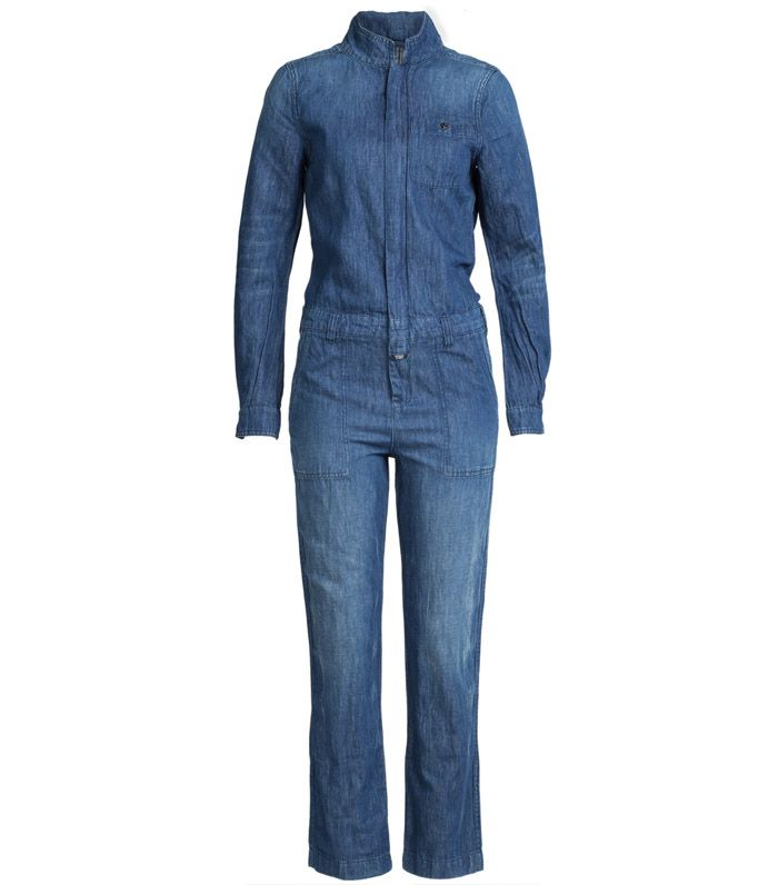 191bfc26027 Pinterest · Shop · Closed Light Linen Denim Jumpsuit ...