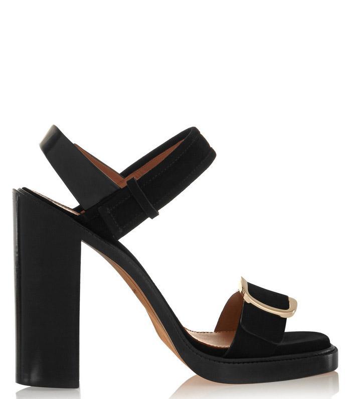 64f22f6d89e Closed Light Linen Denim Jumpsuit ( 419). Pinterest · Shop · Givenchy  Buckled Sandals ...