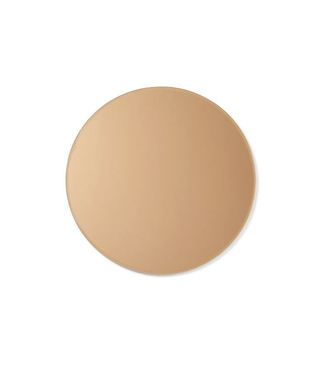 West Elm Copper Mirror Charger