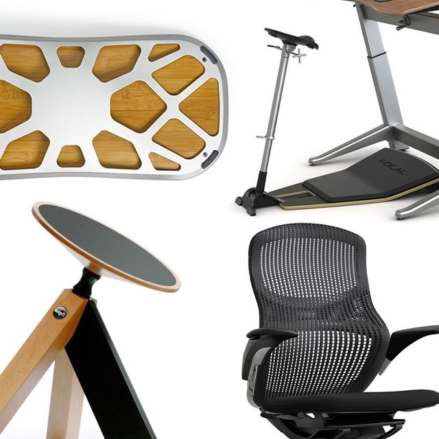 5 Stylish Ergonomic Products That Have Your Back