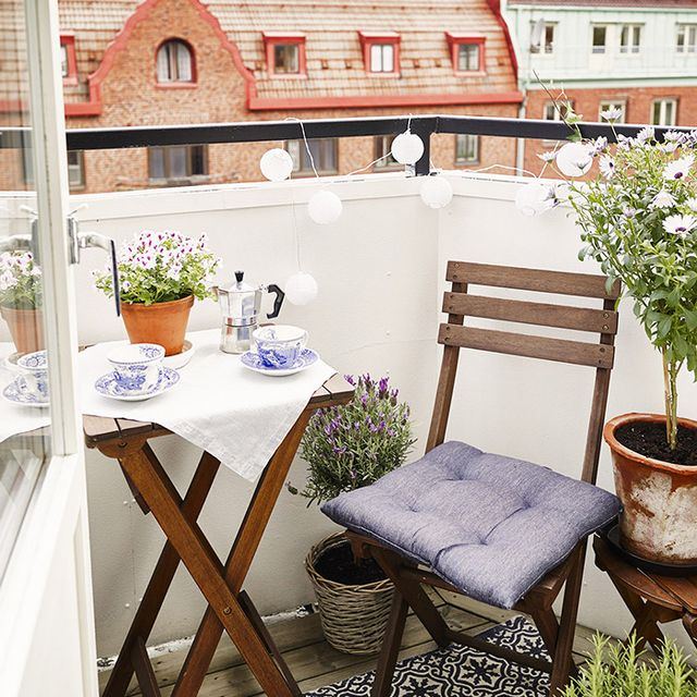 The Best Décor Pieces for Compact Outdoor Spaces