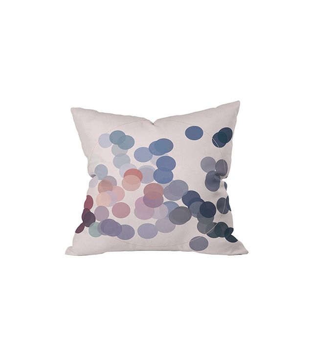 Dot & Bo Spotty Record Outdoor Throw Pillow