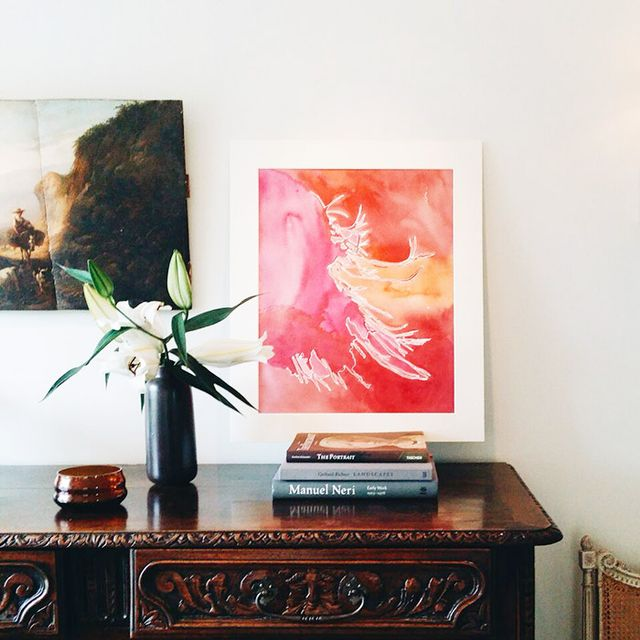 The Ingenious Instagram Art Sale You Won't Want to Miss