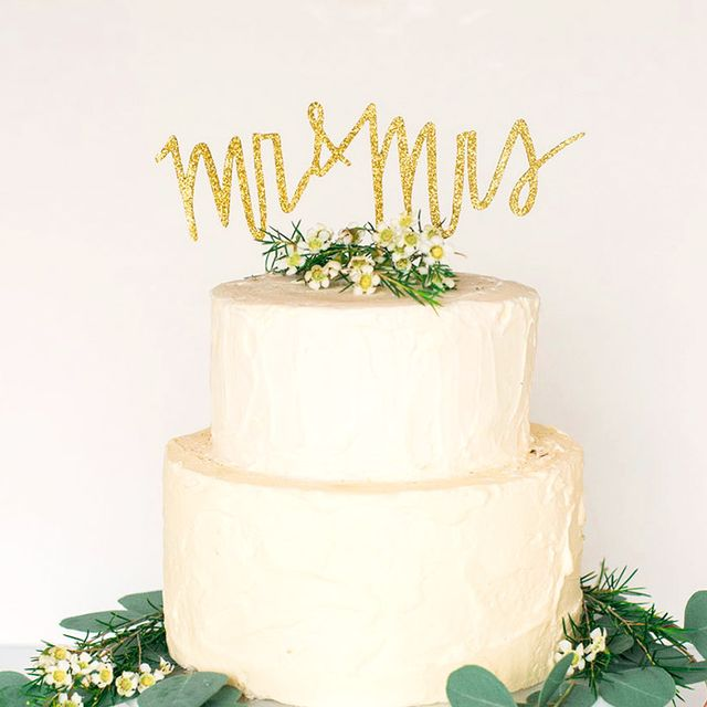 Wedding Cake Toppers Perfect for Every Style