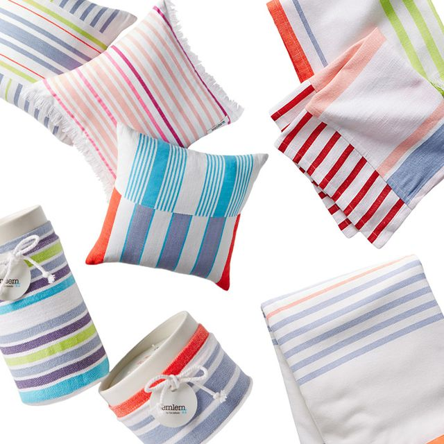 First Look: Anthropologie's Chic Striped Lemlem Collection