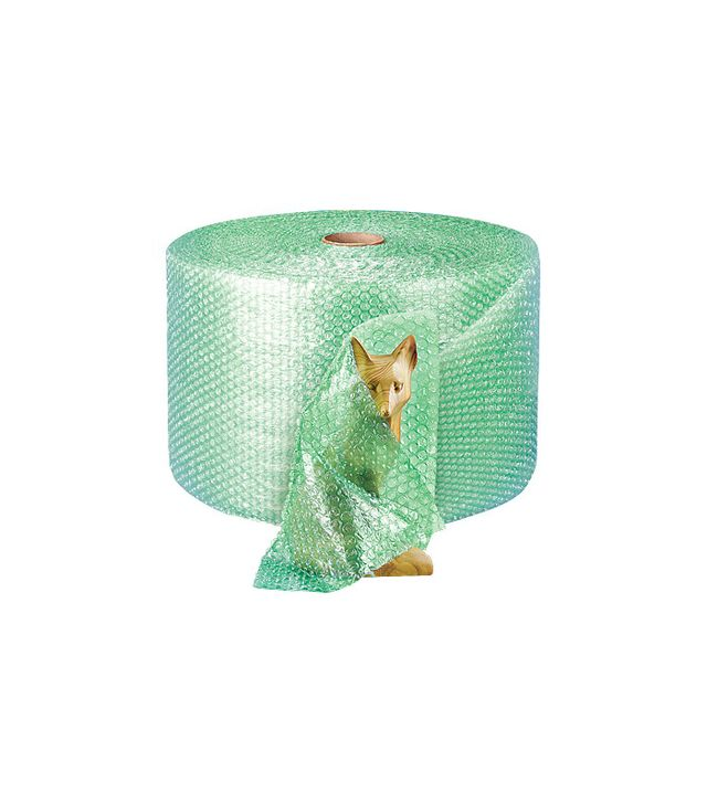 Uline Eco-Friendly Bubble Wrap Roll