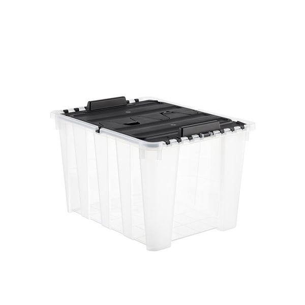 The Container Store Wing-Lid Tote