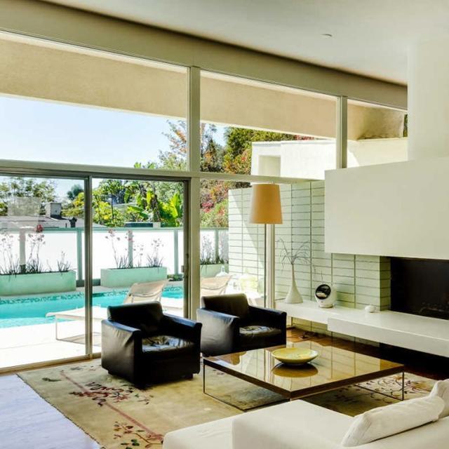 Tour Actor Jason Statham's $2.7 Million Hollywood Hills Home