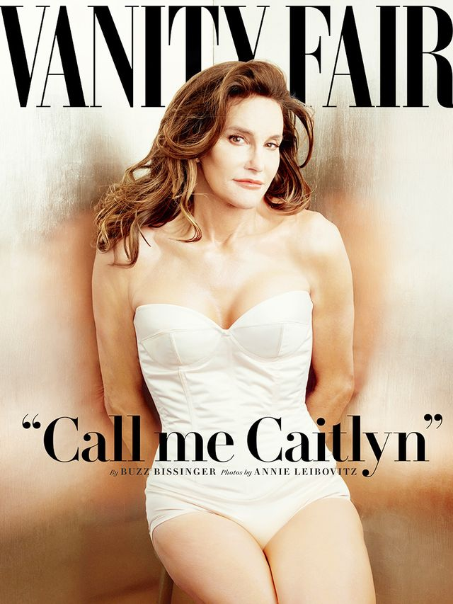 See the Stunning First Photo of Caitlyn Jenner