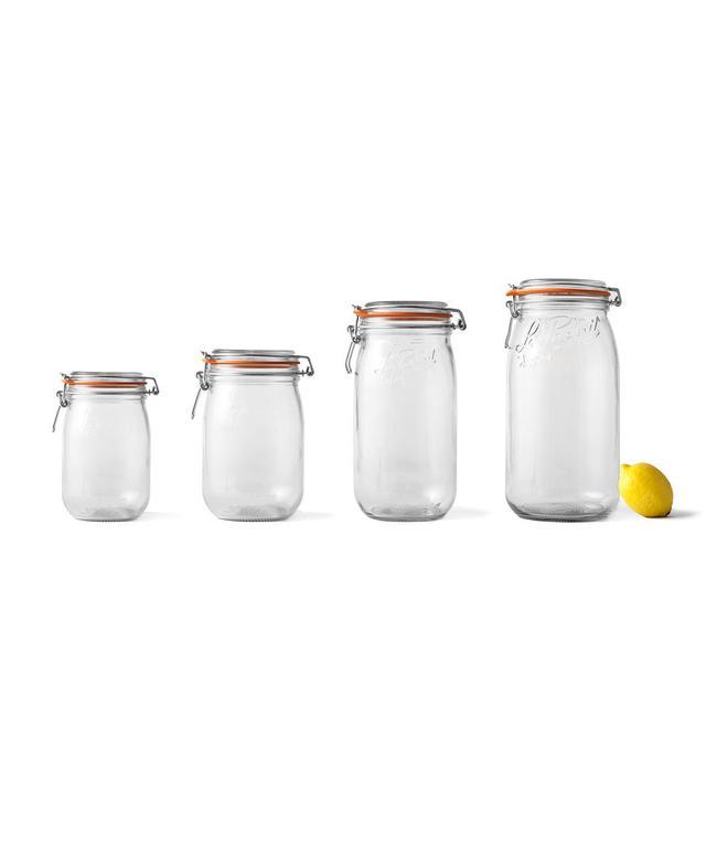 Le Parfait Canning and Storage Jars