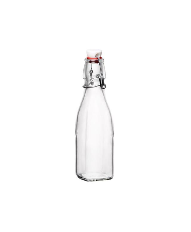 Bormioli Rocco Swing Top Glass Bottle