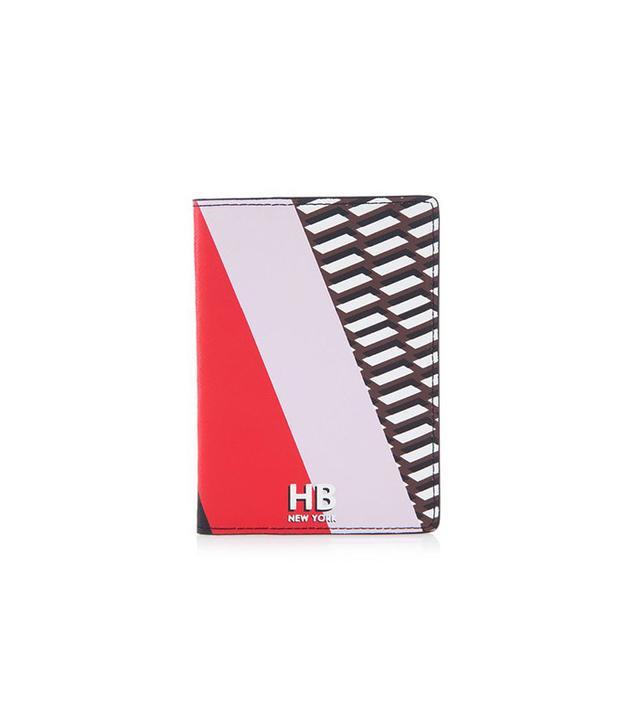 Henri Bendel West 57th Sport Graphic Passport Cover