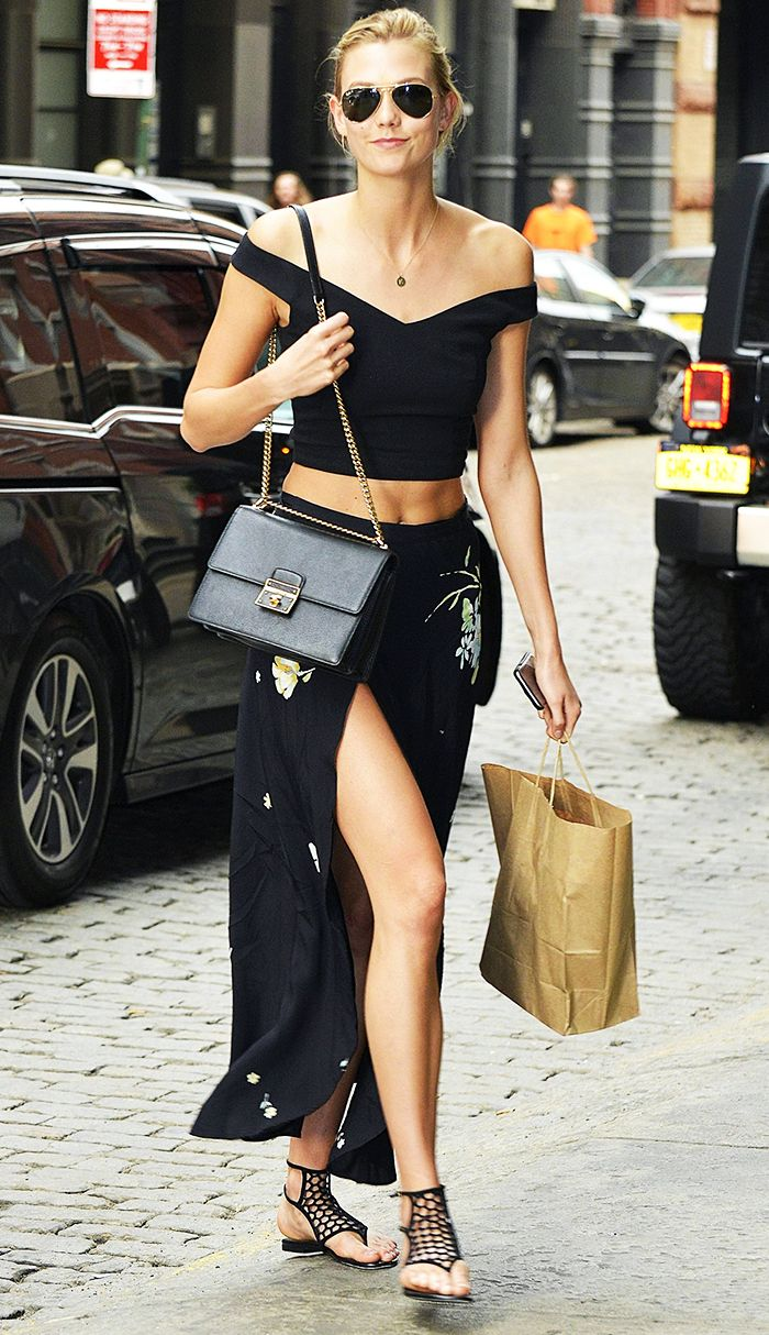 What Celebrities Wear to Hang Out at Taylor Swift's House