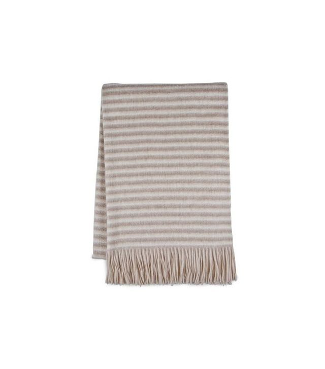 Kelly Wearstler Melange Cashmere Throw