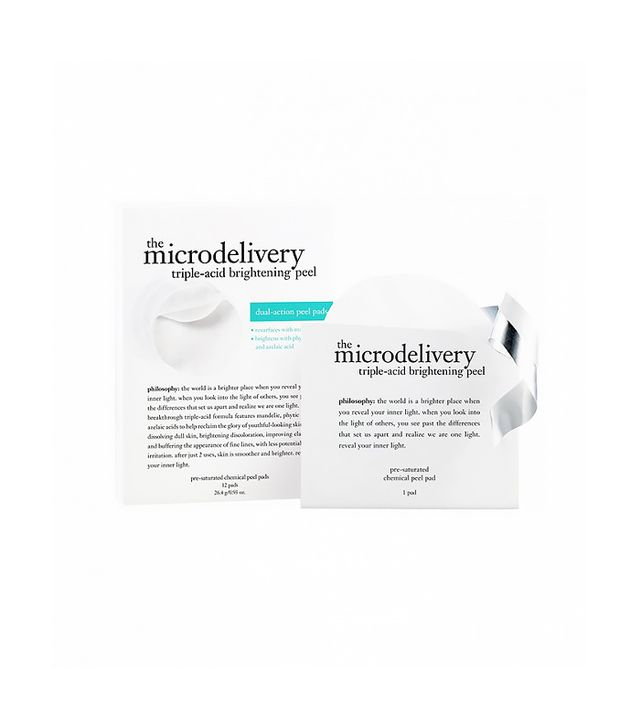 Philosophy The Microdelivery Triple-Acid Brightening Peel