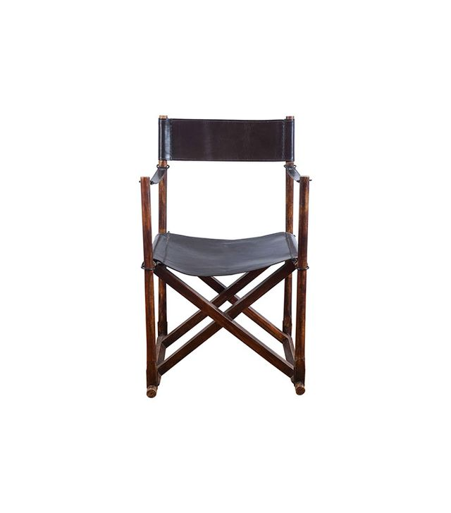 Foley & Cox Home Campaign Style Chair