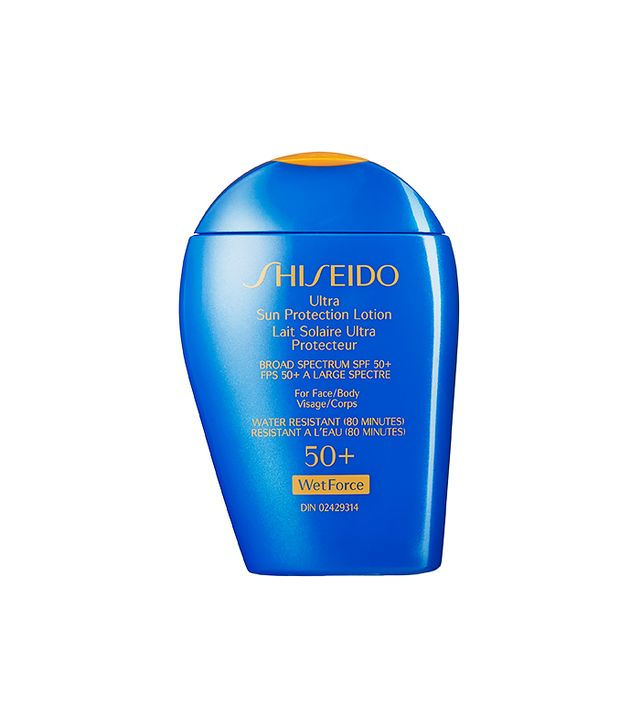 Shiseido Ultimate Sun Protection Lotion Broad Spectrum SPF 50+ for Face/Body