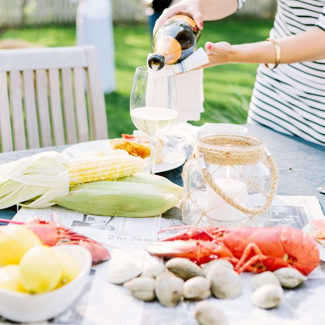 Get Inspired by the Ultimate Summer Lobster Bake