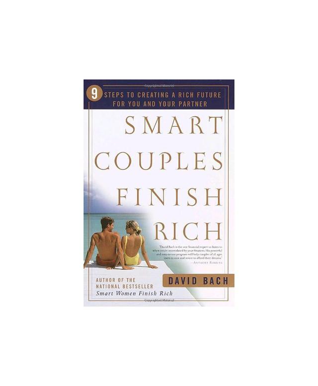 David Bach Smart Couples Finish Rich
