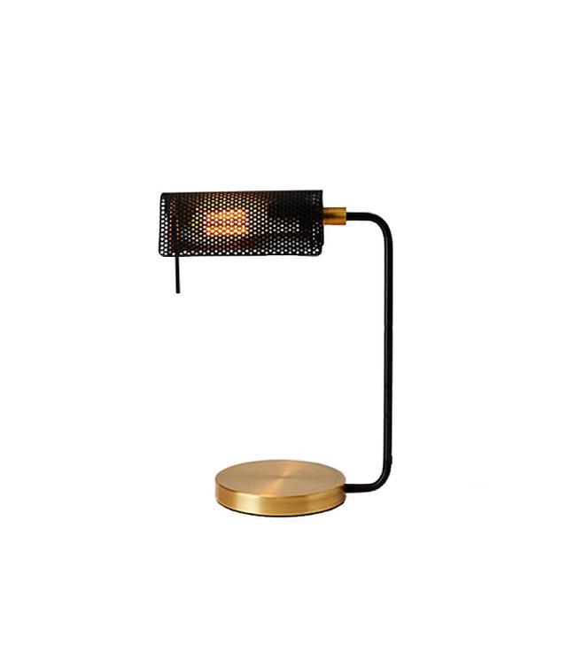 West Elm Modern Banker's Table Lamp