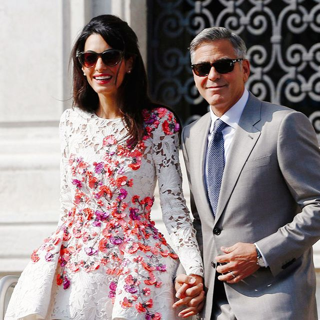 From Clooney to Prince William, the Sweetest Celebrity Proposals