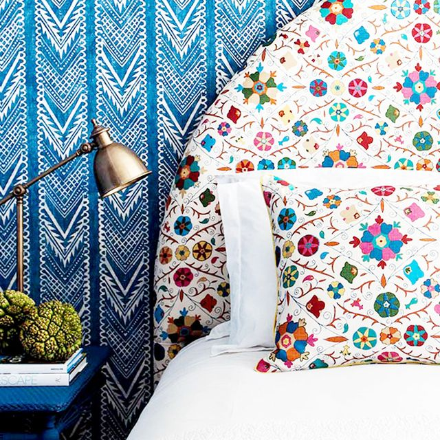 Inside a Colourful, Pattern-Packed Space in Australia