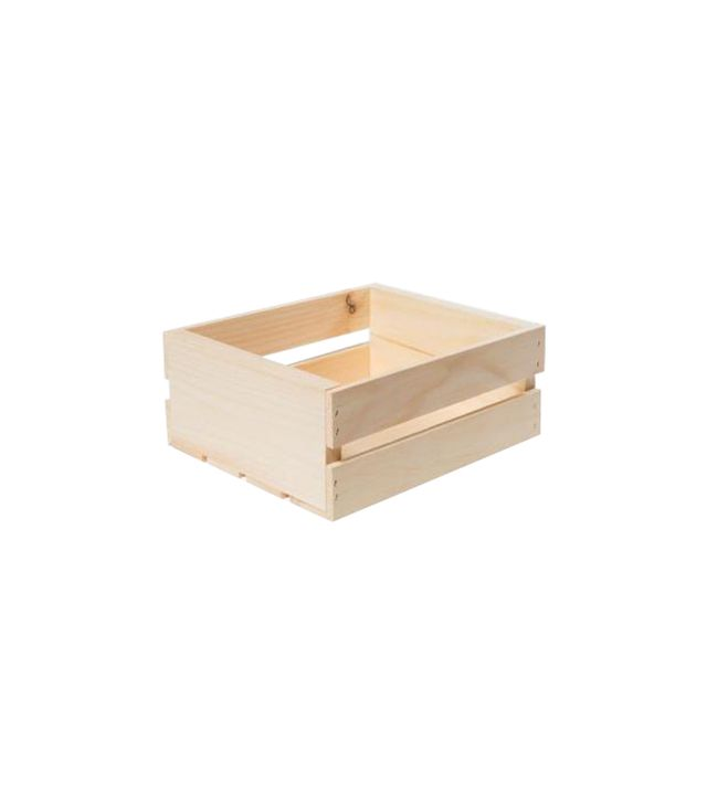 Houseworks Small Wood Crate