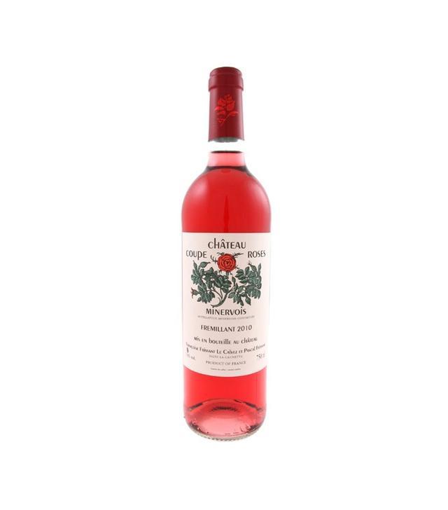 Château Coupe Roses Frémillant Minervois Rosé
