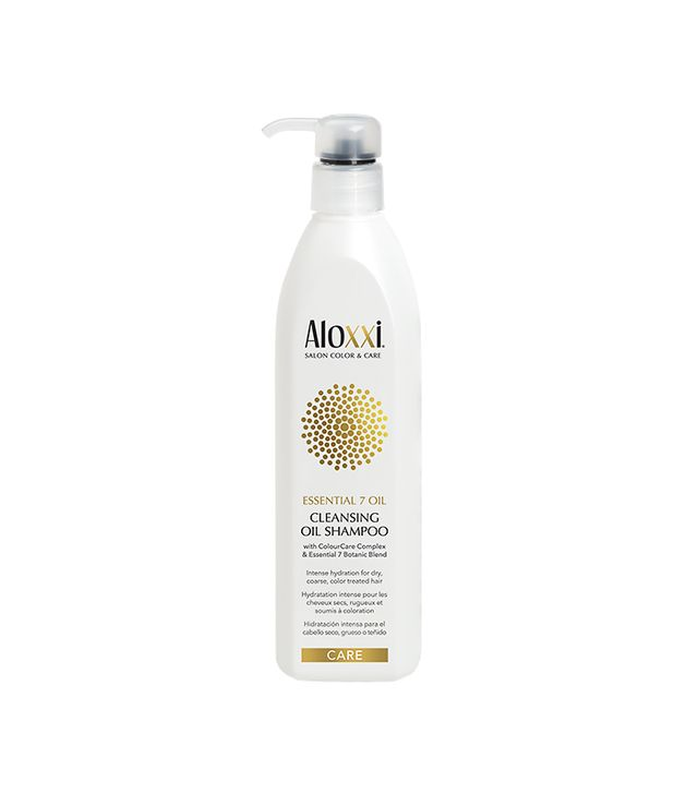 Aloxxi Essential 7 Oil Cleansing Oil Shampoo