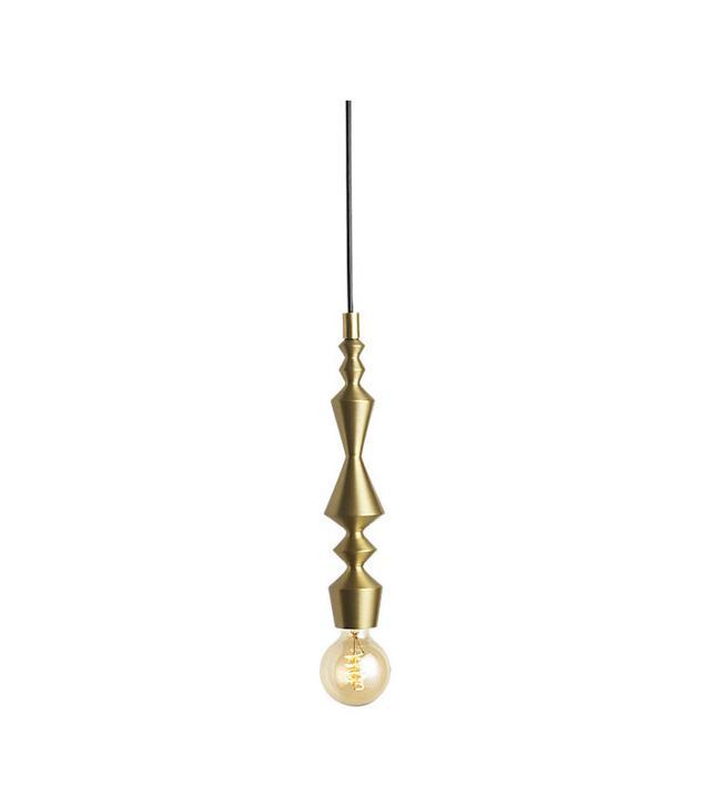 CB2 Candlestick Pendant Light