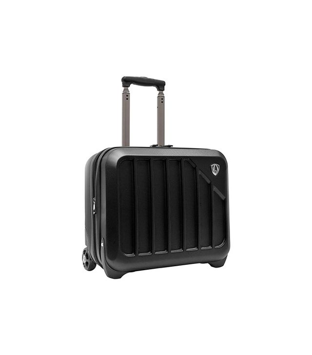 Travellers Choice Glacier 16 Inch Hardshell Briefcase