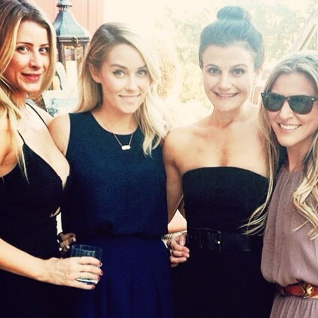 Lauren Conrad on Wedding Guest Style Dos and Don ts  f4388b7ae